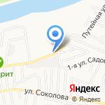 ВолгаПластик на карте Астрахани