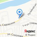 Исправительная колония №2 на карте Астрахани