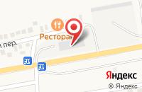 Схема проезда до компании РусьАвто в Новоначаловском
