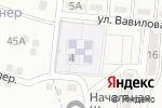Схема проезда до компании Яблонька в Садовом