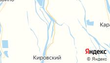 Отели города Затон на карте