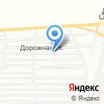 Емеля на карте Астрахани