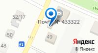 Компания Симбирская птица на карте