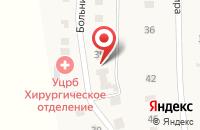 Схема проезда до компании Флагман в Ишеевке