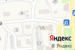Схема проезда до компании Фрекен Бок в Ишеевке