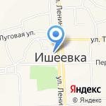 Мастерская по ремонту обуви на карте Ульяновска