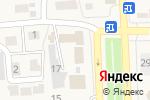 Схема проезда до компании БТИ Ишеевского района в Ишеевке