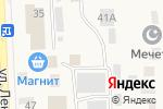 Схема проезда до компании Продуктовый магазин в Ишеевке
