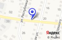Схема проезда до компании БУИНСКИЙ ФИЛИАЛ РОСГОССТРАХ-ТАТАРСТАН в Буинске