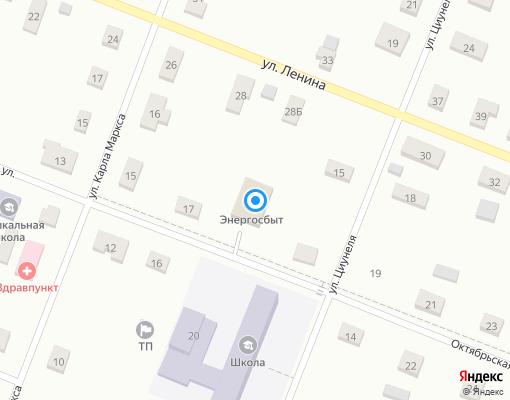 Управляющая компания «РУЖЕК» на карте Опарино