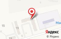 Схема проезда до компании ТрансСтройКомплект в Ишеевке