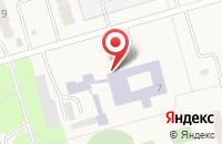 Схема проезда до компании ВОА в Ишеевке