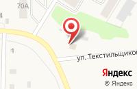 Схема проезда до компании Автолюкс в Ишеевке