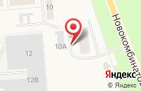 Схема проезда до компании Дизель в Ишеевке