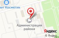 Схема проезда до компании Родина Ильича в Ишеевке