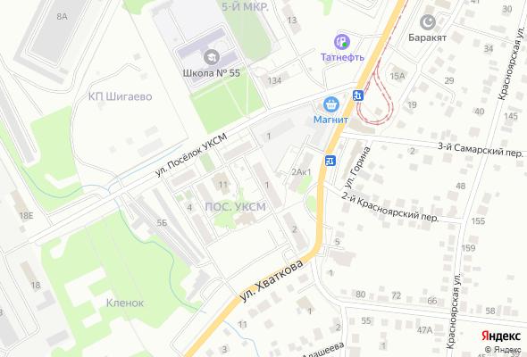 купить квартиру в ЖК по ул. Поселок УКСМ