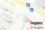 Схема проезда до компании Грация в Ульяновске