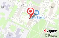 Схема проезда до компании АкваРай в Ульяновске