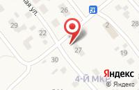 Схема проезда до компании Компания пожарной безопасности в Ишеевке