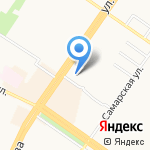 Lakki на карте Ульяновска