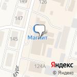 Магазин салютов Буинск- расположение пункта самовывоза