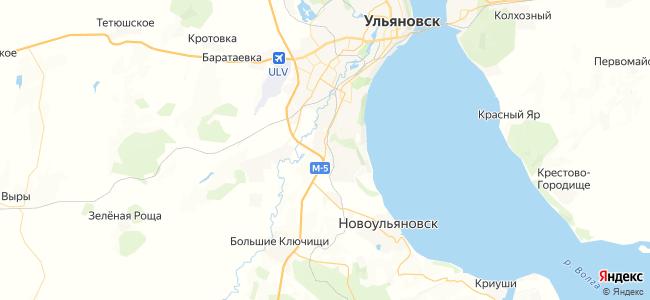 103 маршрутка в Новоульяновске