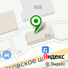 Местоположение компании Волгастройпроект
