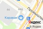 Схема проезда до компании Независимая автоэкспертиза в Ульяновске