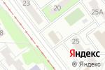 Схема проезда до компании Рюмашка в Ульяновске
