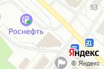 Схема проезда до компании Два колеса в Ульяновске