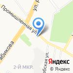 Добрая игрушка на карте Ульяновска