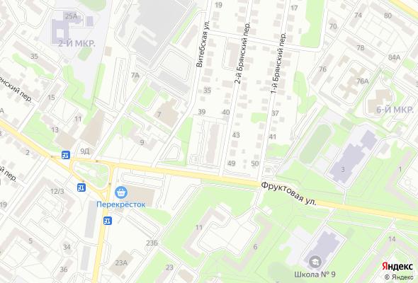 продвижение сайта 1-й Брянский переулок