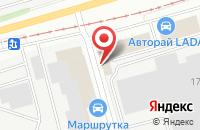 Схема проезда до компании Карьера-Медиа в Ульяновске