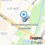 Магазин штор на карте Ульяновска