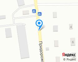 Схема местоположения почтового отделения 433900