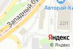 Схема проезда до компании Капитошка в Ульяновске