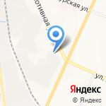 Управление Федеральной службы государственной регистрации на карте Ульяновска