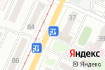 Схема проезда до компании Почта Банк в Ульяновске