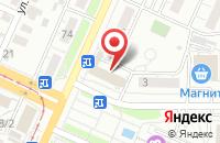 Схема проезда до компании Право-Строй-Гарант в Ульяновске