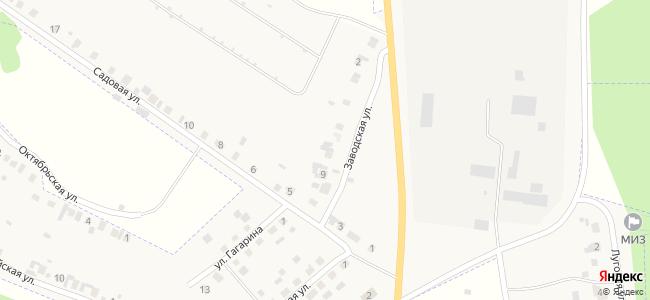 Новоульяновск, Заводская, 6