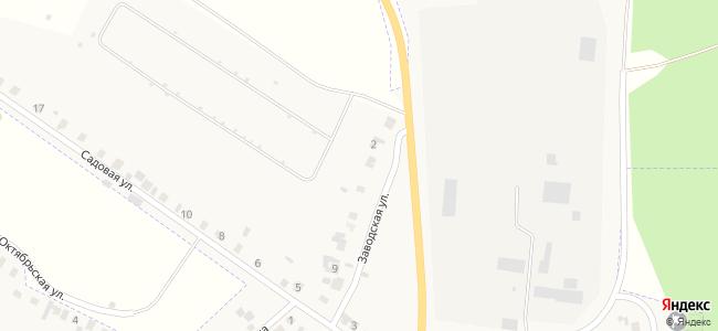 Новоульяновск, Заводская, 3