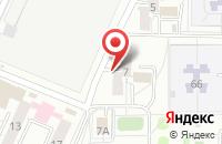 Схема проезда до компании Библиотека №15 в Ульяновске