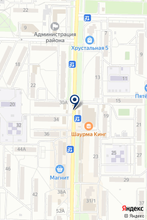 Салон цифровой техники иаксессуаров Dixis на карте Ульяновска