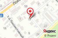 Схема проезда до компании Региональный Издательский Центр Современной Полиграфии в Ульяновске