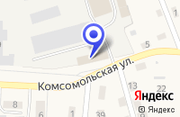Схема проезда до компании ТРИКОТАЖНАЯ ФАБРИКА ТЕКСКОМ в Котельниче