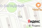 Схема проезда до компании Кредо в Волжске