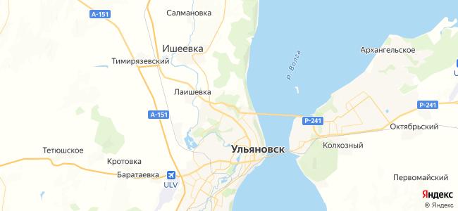 10 (весенне-летний период) автобус в Ульяновске