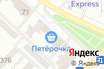 Схема проезда до компании Отдел по вопросам миграции МО МВД России Волжский в Волжске