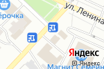 Схема проезда до компании Торговая компания в Волжске