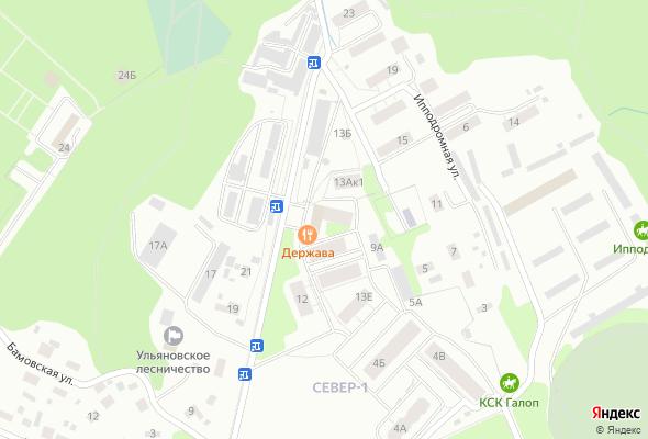 ЖК по ул. Ипподромная